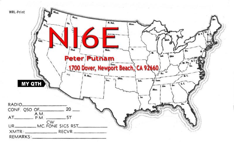 Primary Image for NI6E