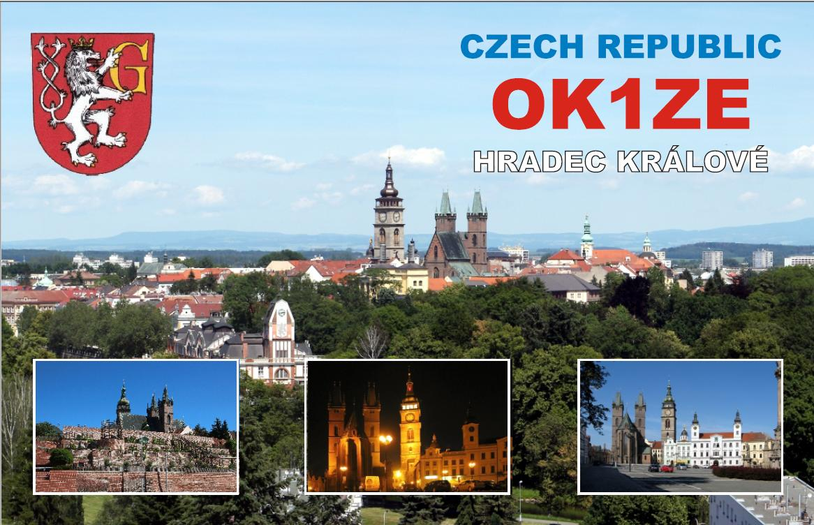 Primary Image for OK1ZE