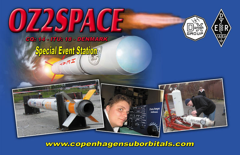 Primary Image for OZ2SPACE
