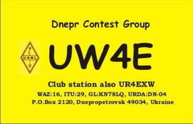 Primary Image for UW4E