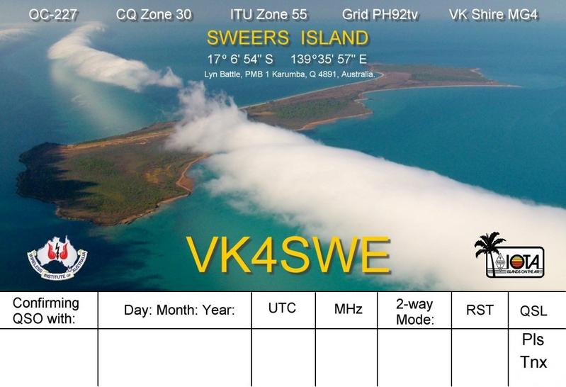Primary Image for VK4SWE