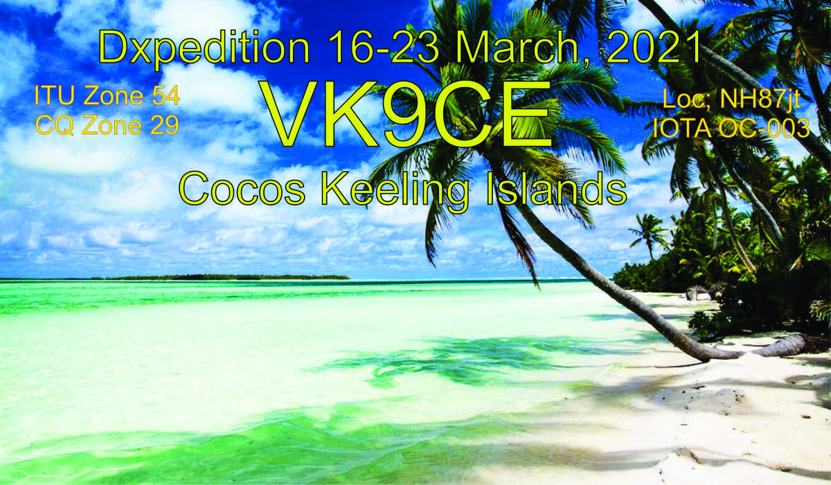 Primary Image for VK9CE