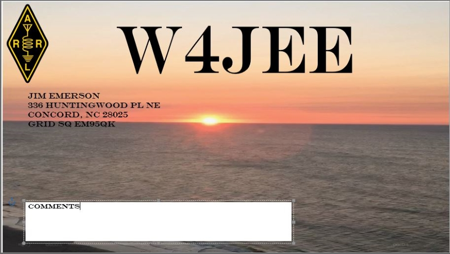 Primary Image for W4JEE