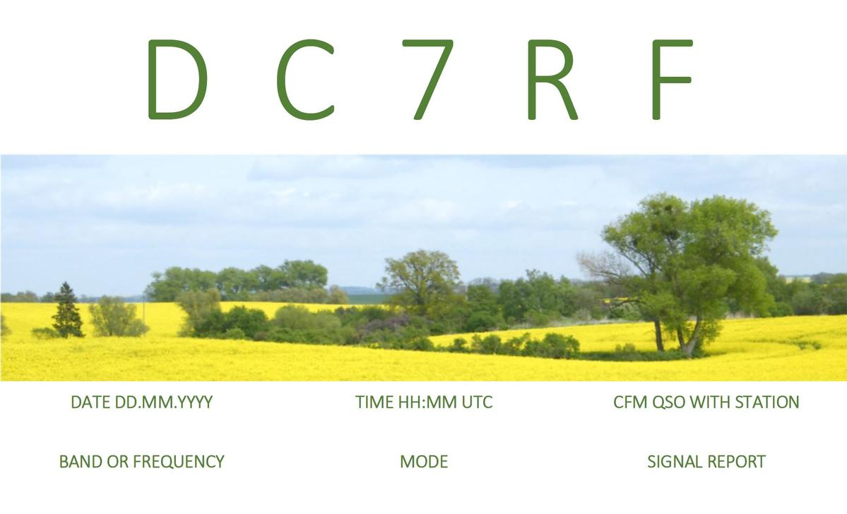 Primary Image for DC7RF