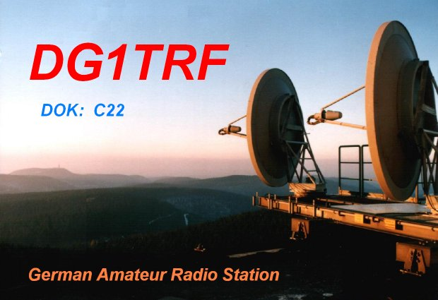 Primary Image for DG1TRF