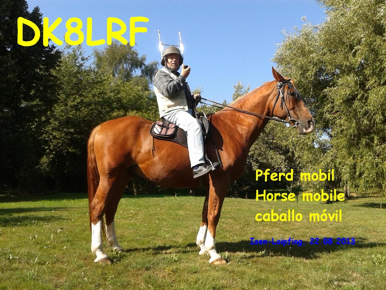 Primary Image for DK8LRF