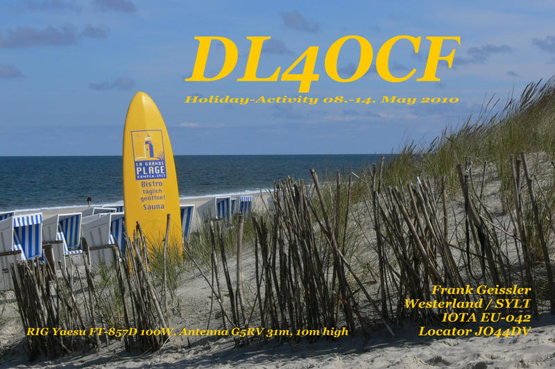 Primary Image for DL4OCF
