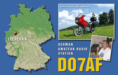 Primary Image for DO7AF