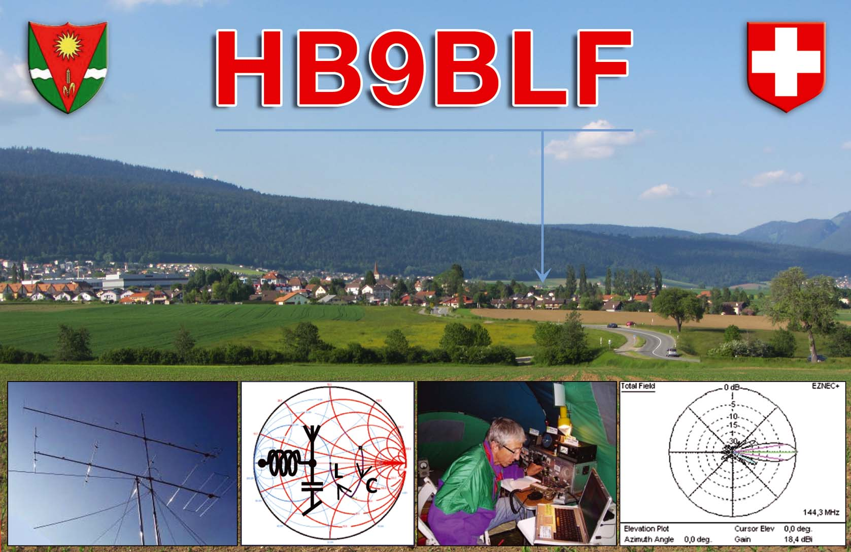 Primary Image for HB9BLF