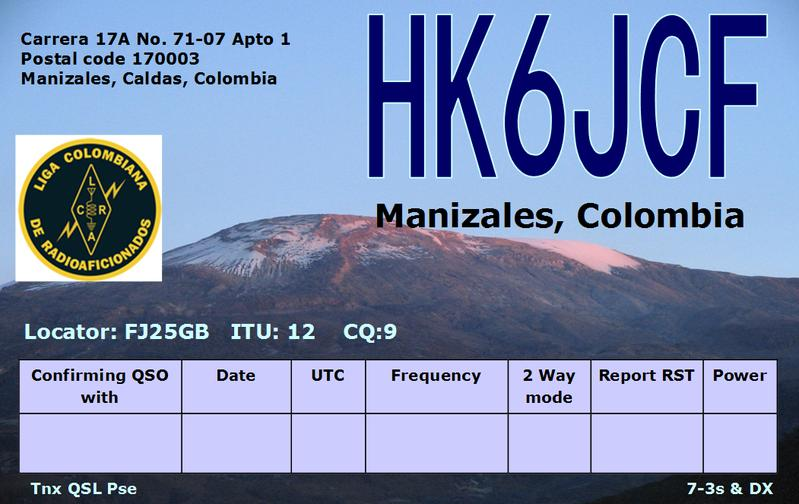 Primary Image for HK6JCF