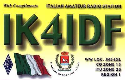 Primary Image for IK4IDF