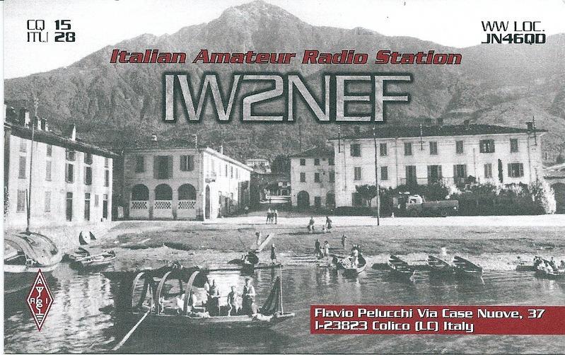 Primary Image for IW2NEF