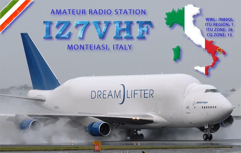 Primary Image for IZ7VHF