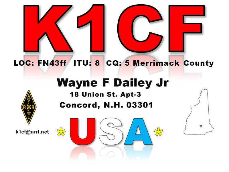Primary Image for K1CF