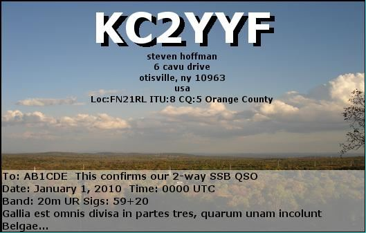 Primary Image for KC2YYF
