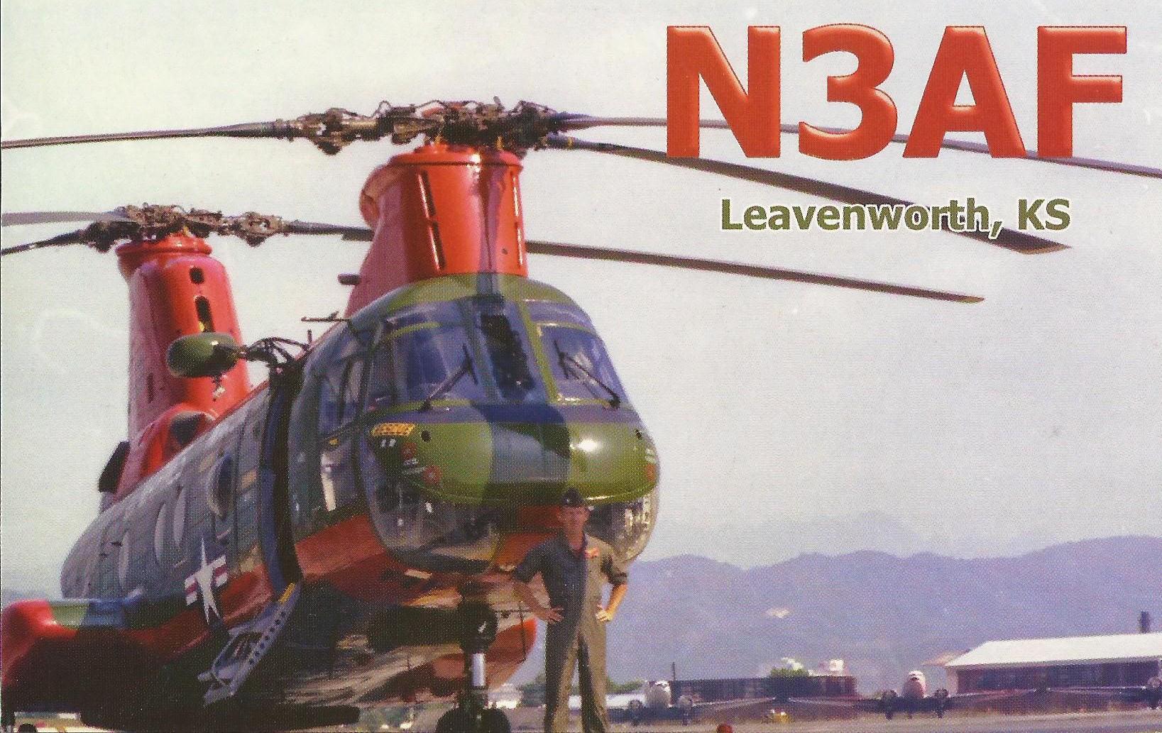 Primary Image for N3AF