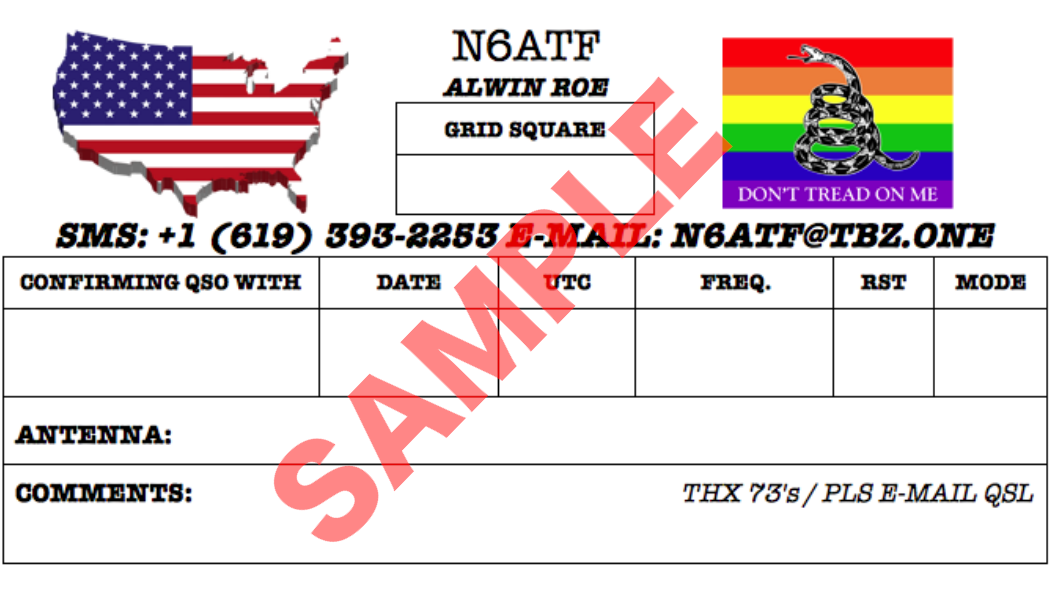 Primary Image for N6ATF