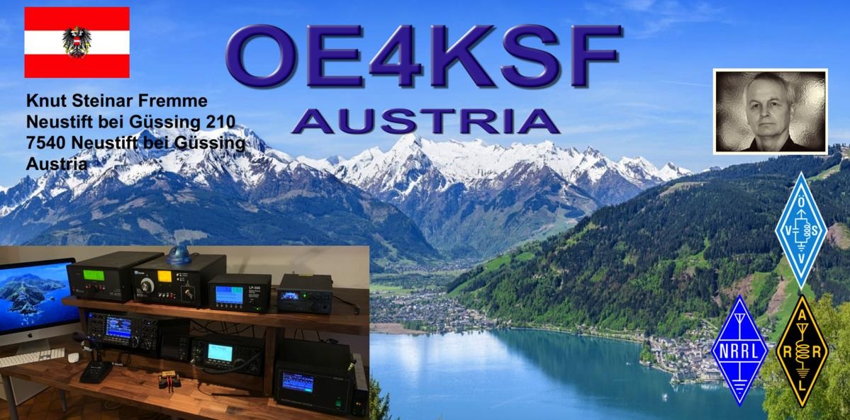 Primary Image for OE4KSF