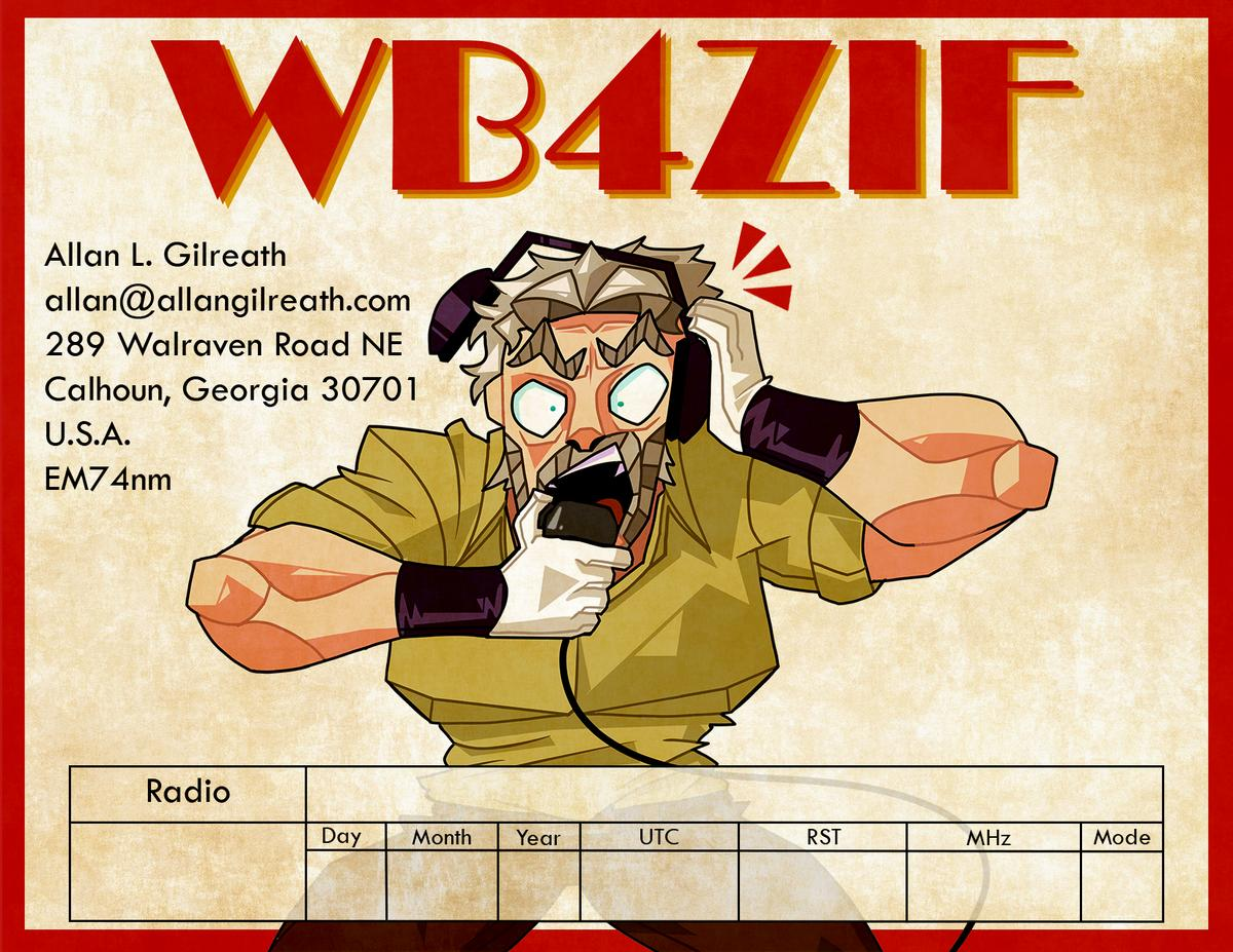 Primary Image for WB4ZIF