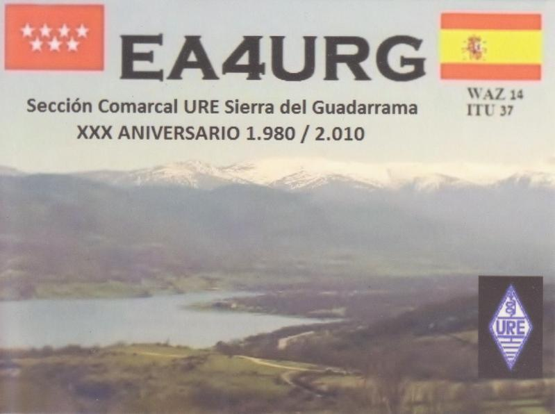 Primary Image for EA4URG
