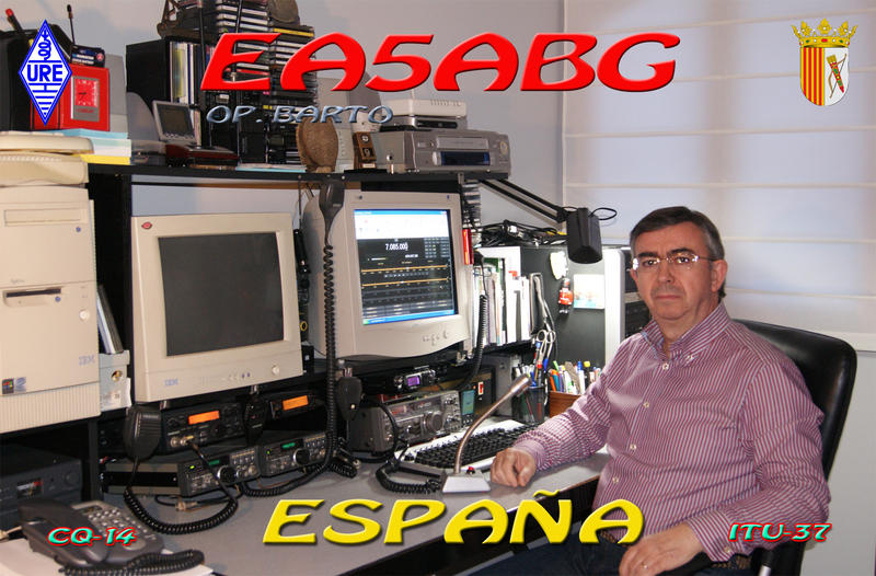 Primary Image for EA5ABG