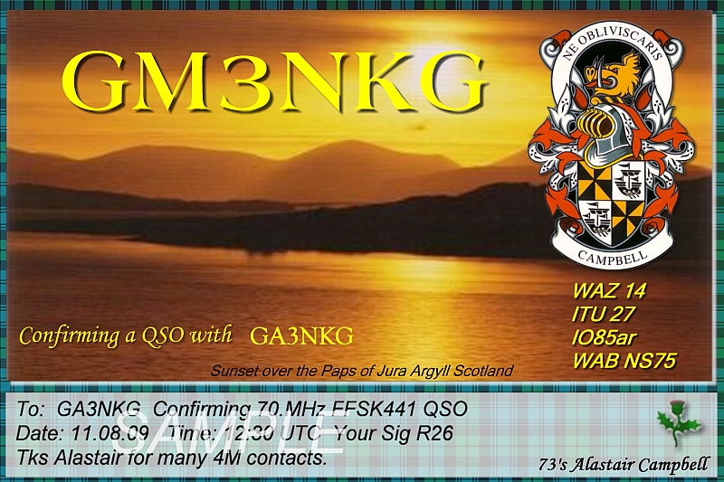 Primary Image for GM3NKG