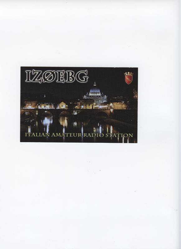 Primary Image for IZ0EBG