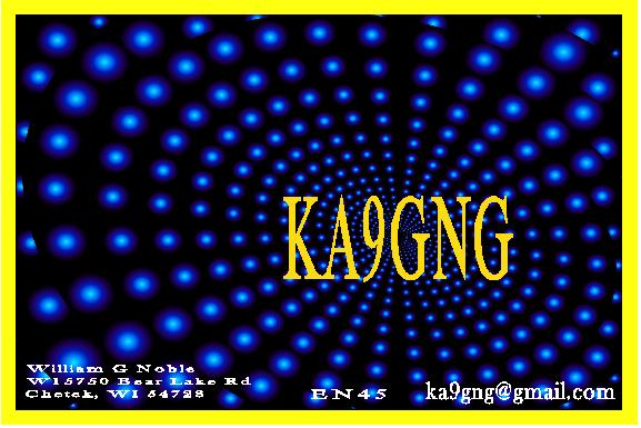 Primary Image for KA9GNG