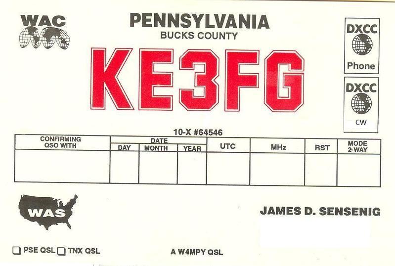 Primary Image for KE3FG