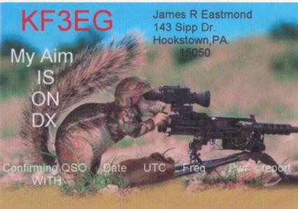 Primary Image for KF3EG