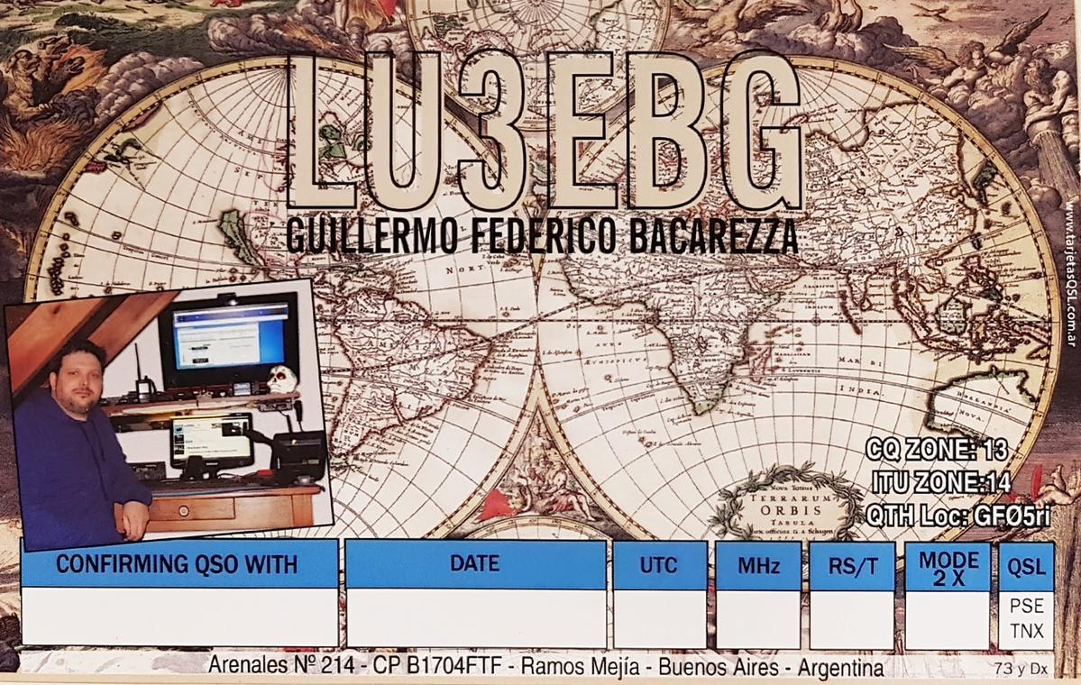 Primary Image for LU3EBG