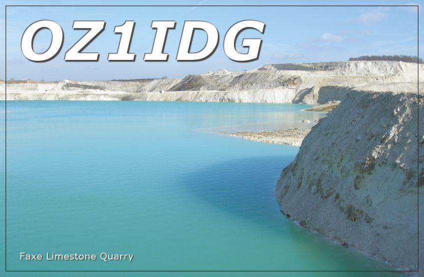 Primary Image for OZ1IDG