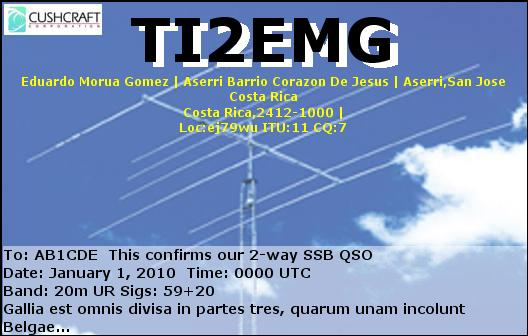 Primary Image for TI2EMG