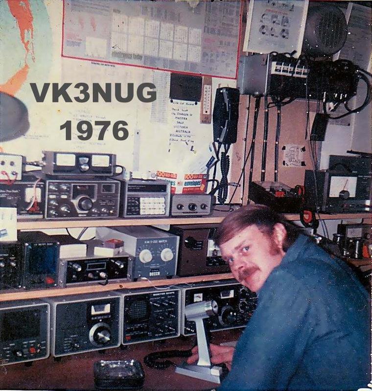 Primary Image for VK3NUG