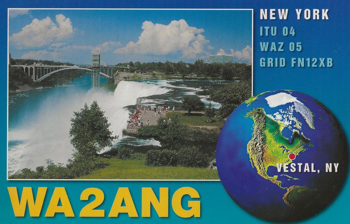 Primary Image for WA2ANG