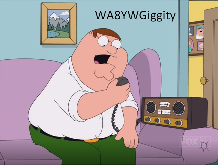 Primary Image for WA8YWG