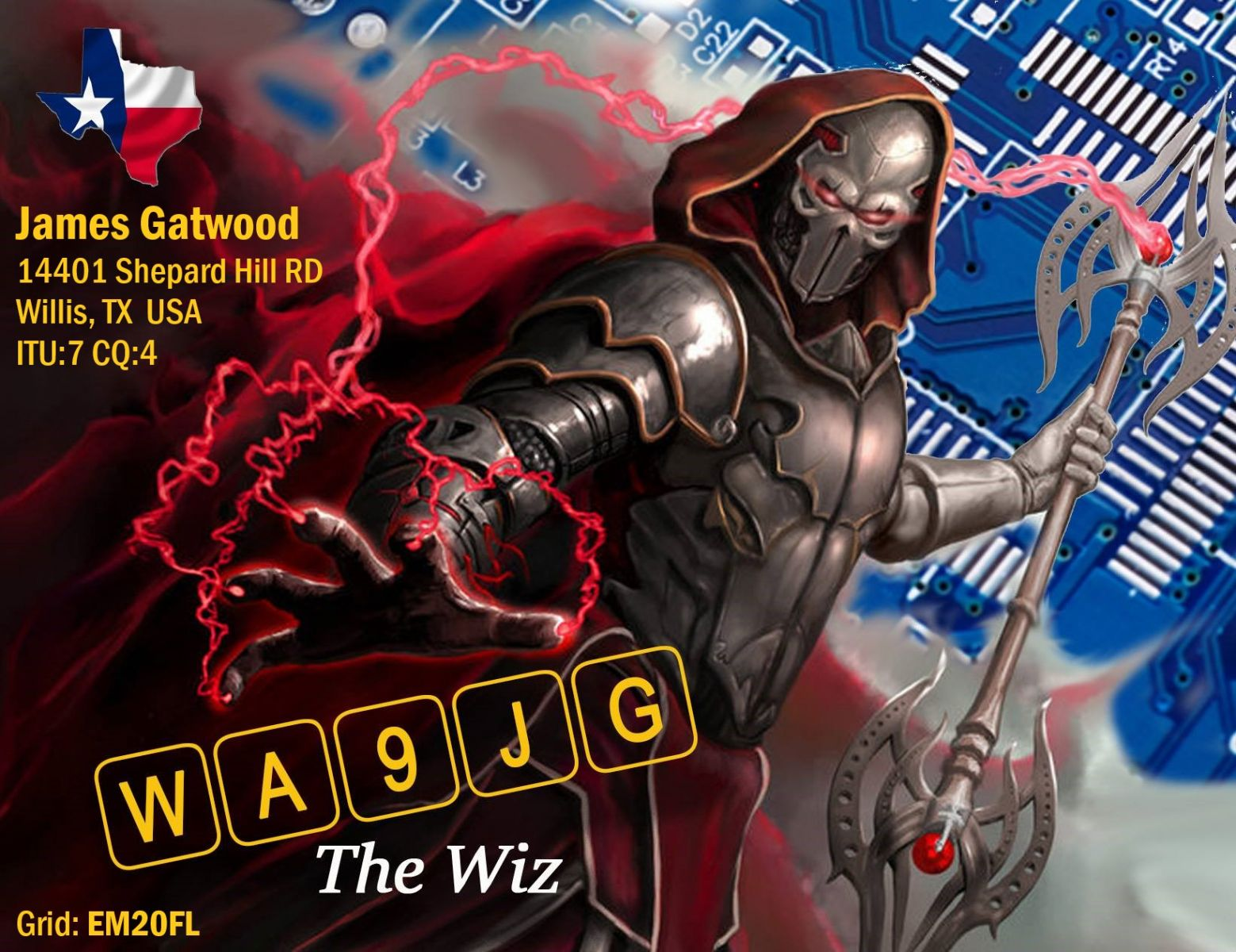 Primary Image for WA9JG