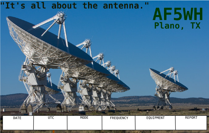 Primary Image for AF5WH