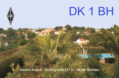 Primary Image for DK1BH