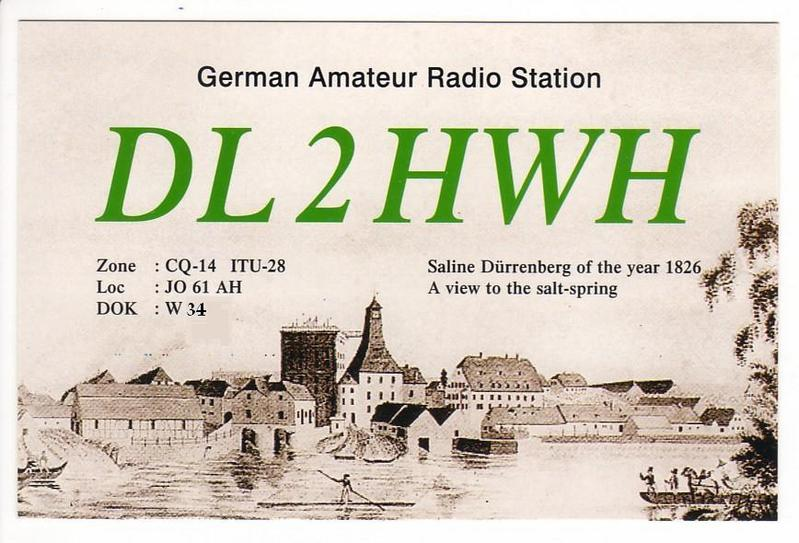 Primary Image for DL2HWH