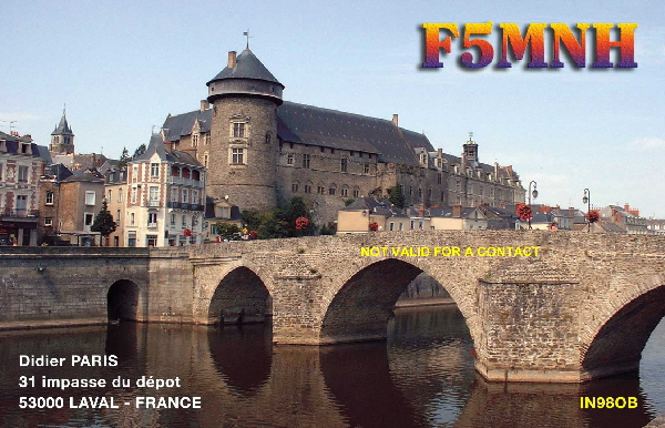 Primary Image for F5MNH