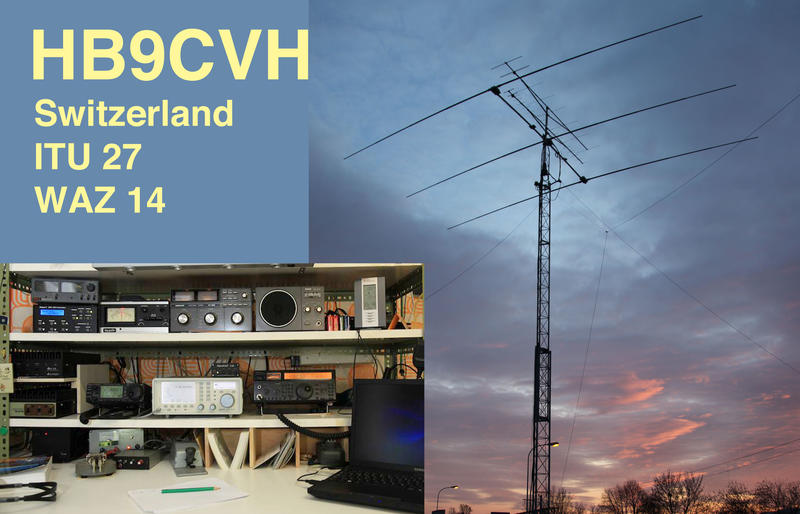 Primary Image for HB9CVH