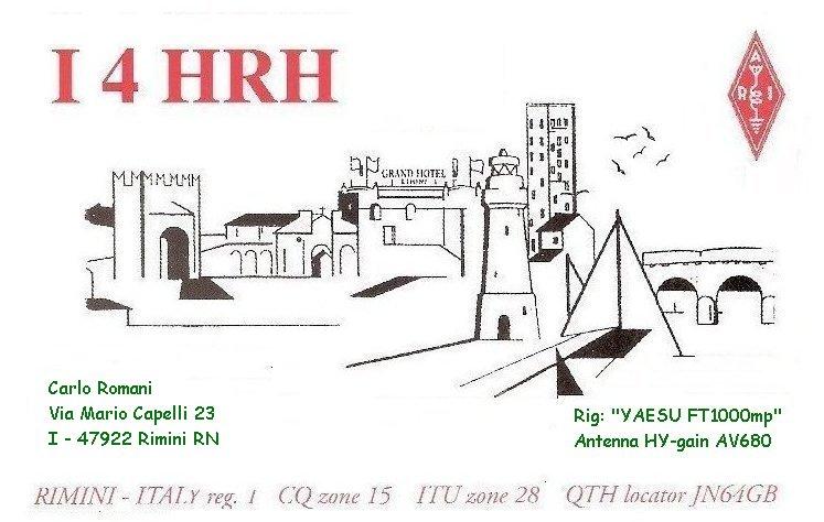 Primary Image for I4HRH
