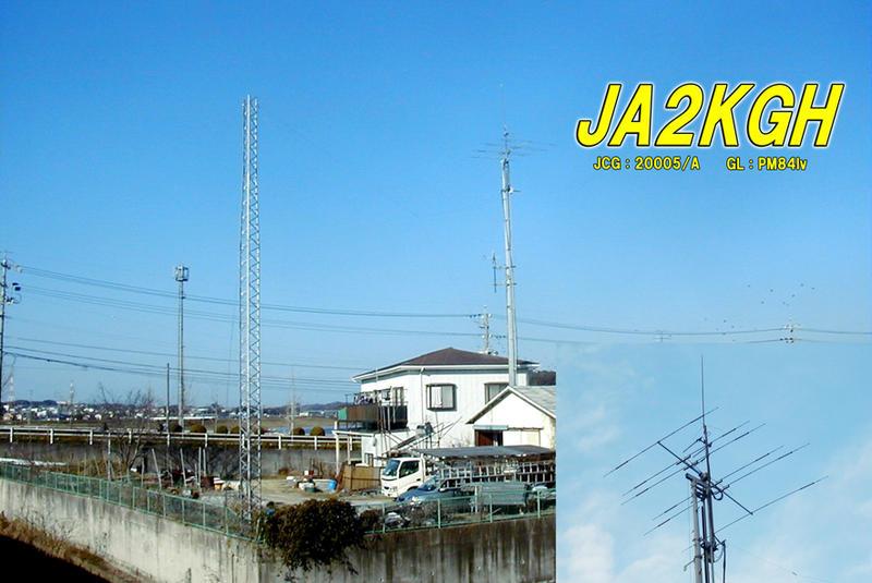 Primary Image for JA2KGH