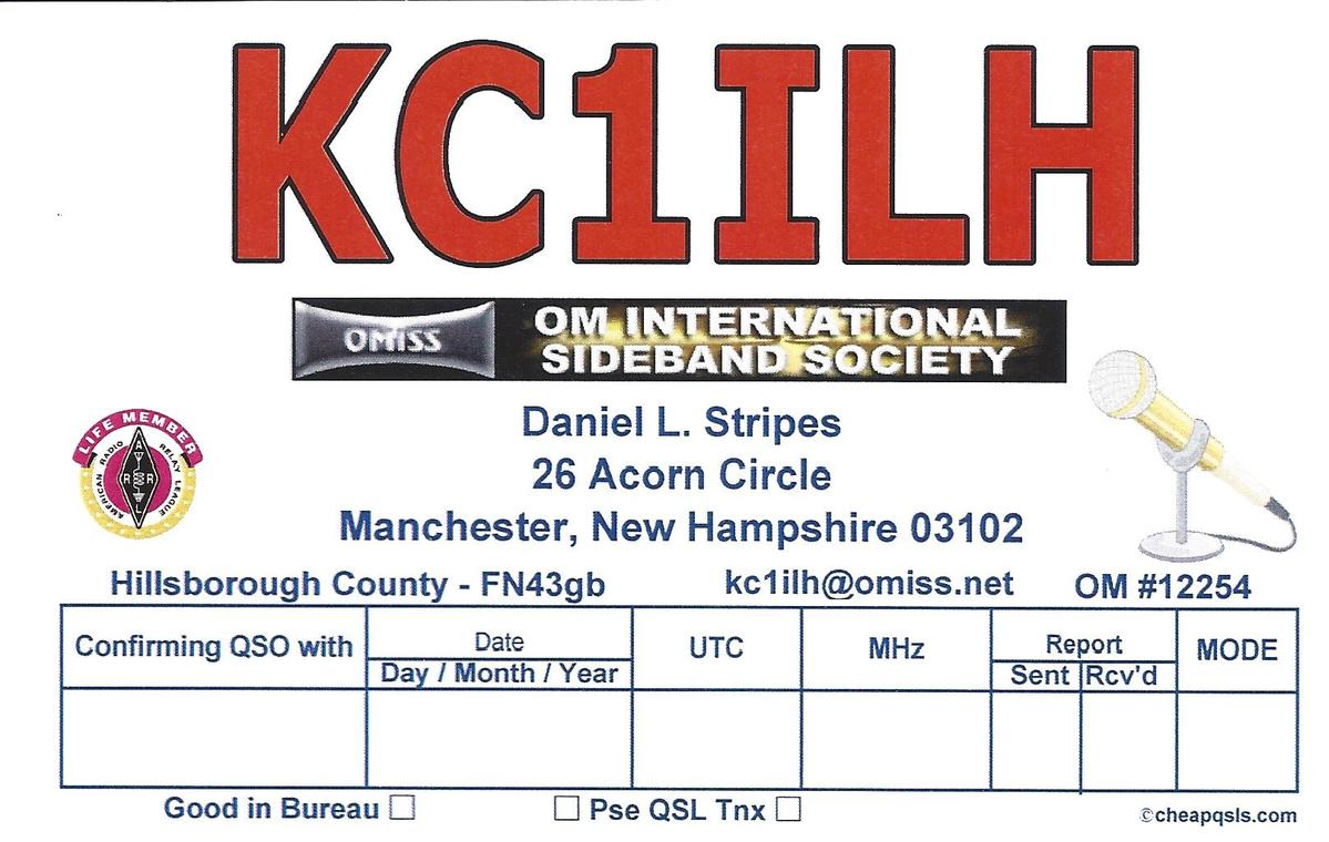 Primary Image for KC1ILH