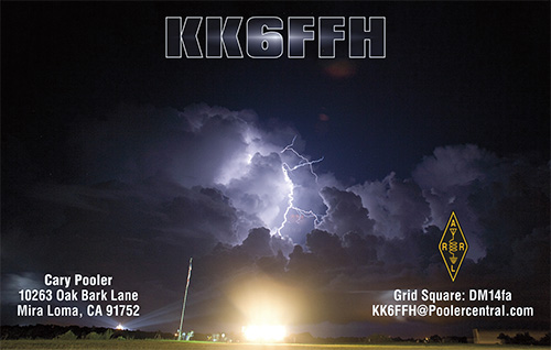 Primary Image for KK6FFH