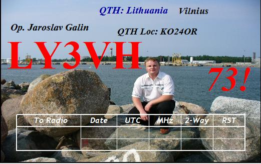 Primary Image for LY3VH