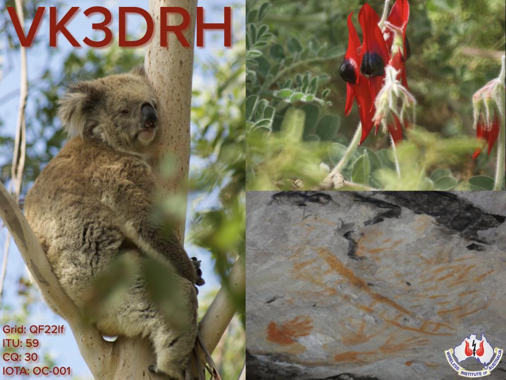 Primary Image for VK3DRH