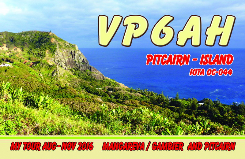 Primary Image for VP6AH
