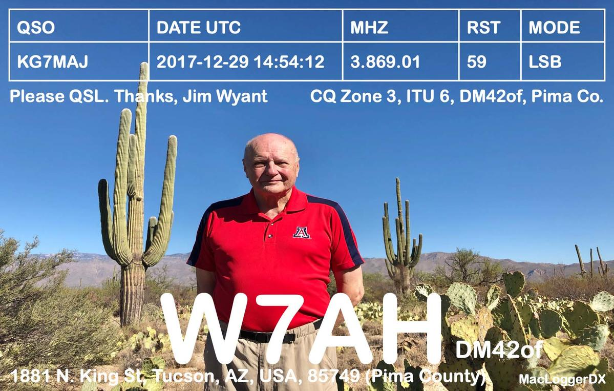 Primary Image for W7AH